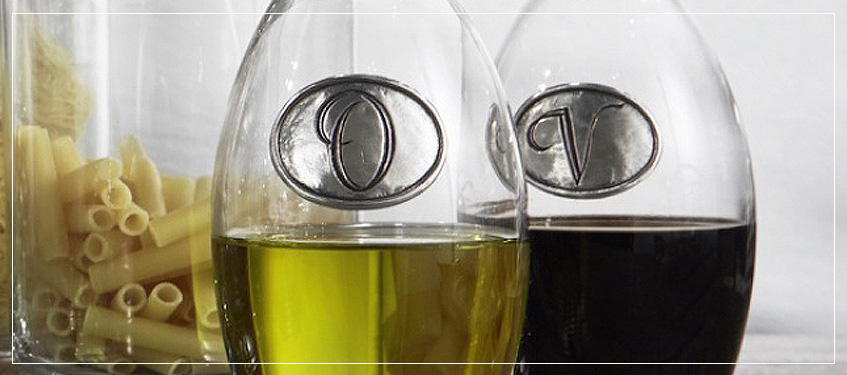 Kitchen Accessories |Arte Italica Home Tavola Oil and Vinegar Set