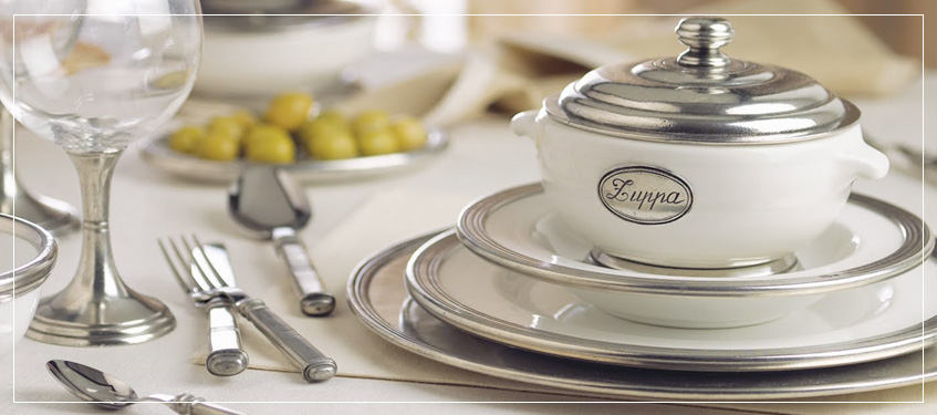 Arte Italica Luxury Place Settings | Tuscan Dinnerware Collection