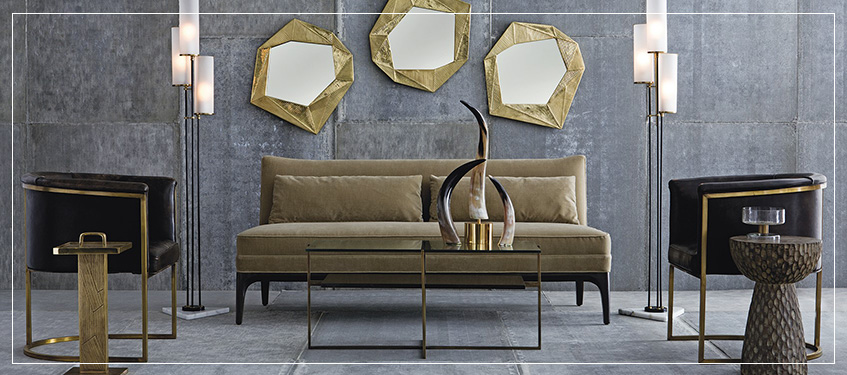 Arteriors Home Accessories | Contemporary Designer Table Top Decor