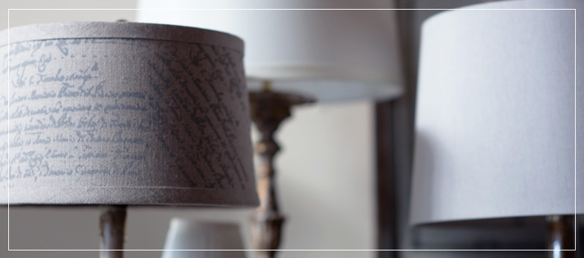 Designer Lighting & Contemporary Table Lamps - Vintage Inspired Decor