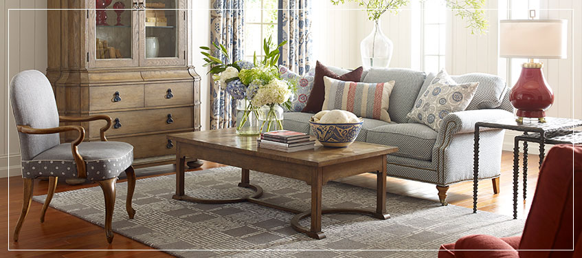 Jonathan Charles Wooden Furniture Vintage Inspired Furniture