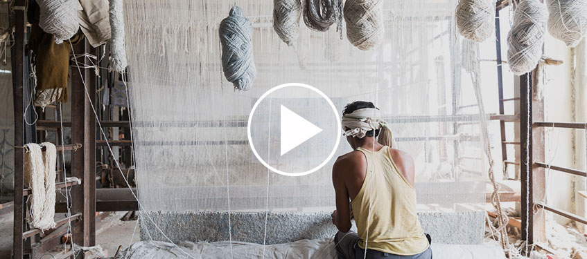 Magnolia Home by Joanna Gaines | How Magnolia Home Rugs are Made