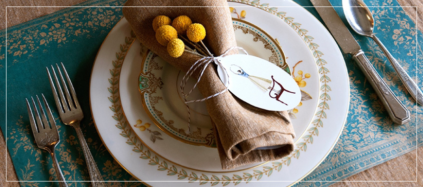 With These Versatile Placemats And Table Runners, You Can Dress Up Your  Table For Easy Entertaining, Or Even Use The Kitchen Papersu0027 Placemats As  Gift Wrap.