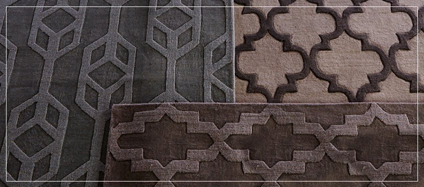Modern Home Decor | Contemporary Rugs and Runners in Geometric Patterns