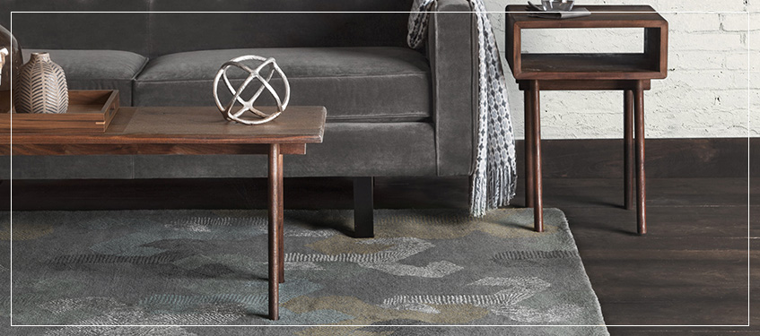 Gray Rugs and Runners | Luxury Area Rugs with Gray Patterns