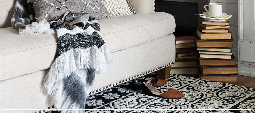 Designer Rugs in Every Color | Red Rugs, Yellow Rugs, Black & White Rugs