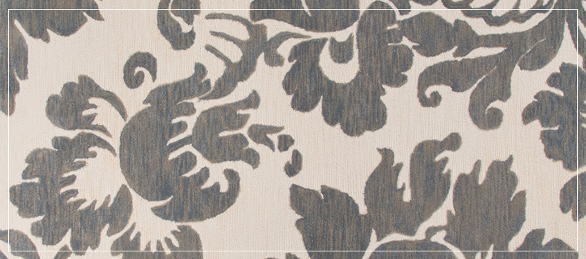 Area Rug with Vintage Inspired Print Design | High End Rugs from Jaipur with Patterns