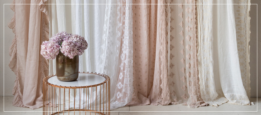 Shop Designer Window Accessories & Window Treatments From Bella Notte