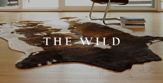 Nature Inspired Decor | Wilderness and Animals and Fur