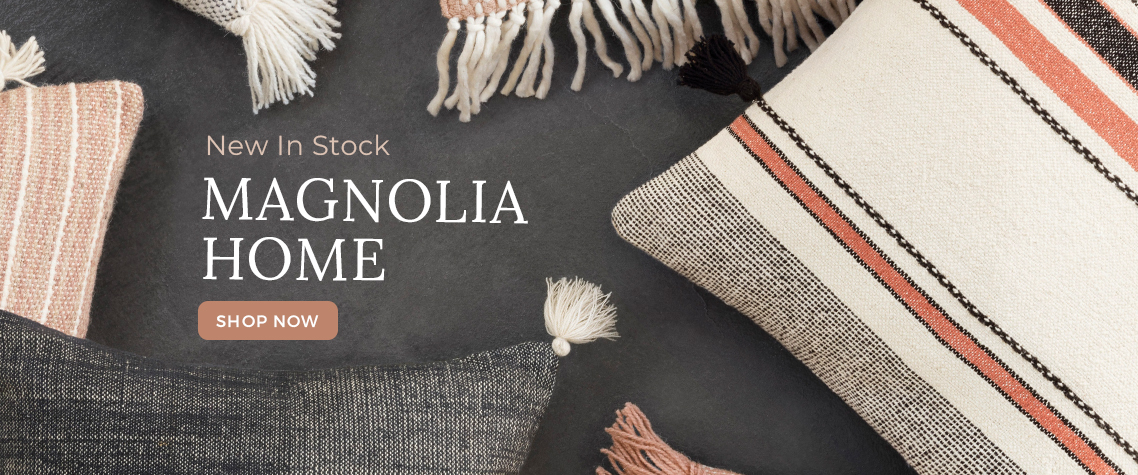 New Magnolia Home by Joanna Gaines | Luxury Home Decor