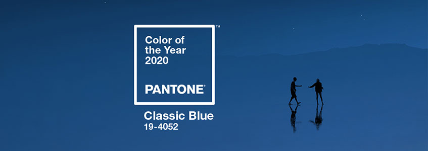Pantone Color of the Year 2020 | Shop Classic Blue Home Decor