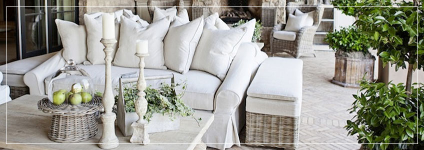 Rattan and Wicker Trend header