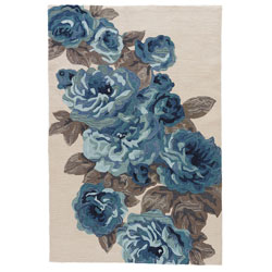 Luxury Rug with Pattern | High-End Area Rugs from Jaipur with Floral Designs