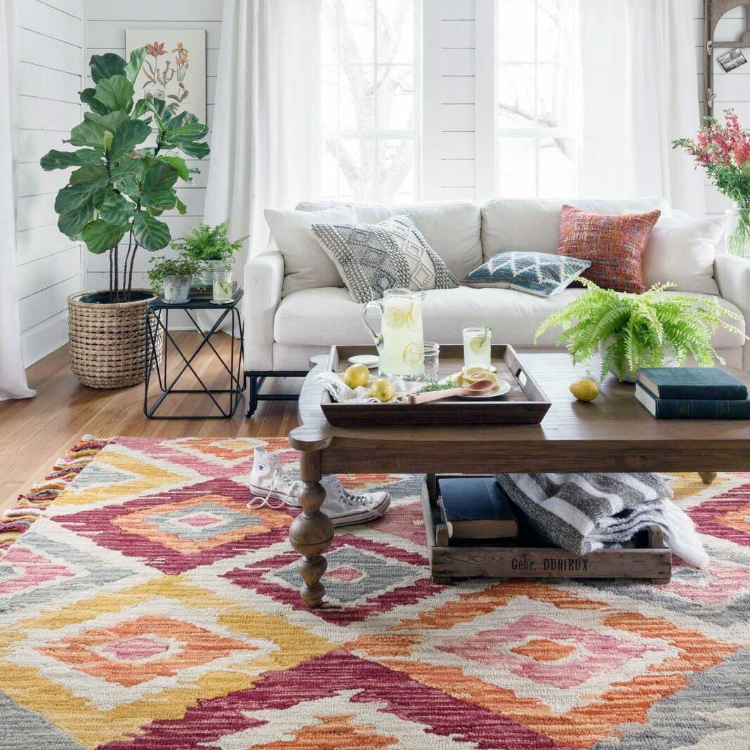 Magnolia Home Rugs By Joanna Gaines | Brushstroke Rug Collection