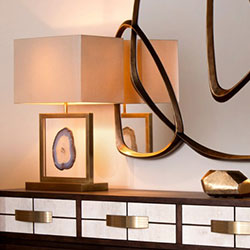 John-Richard Table Lamps, Candle Holders & Decorative Lighting