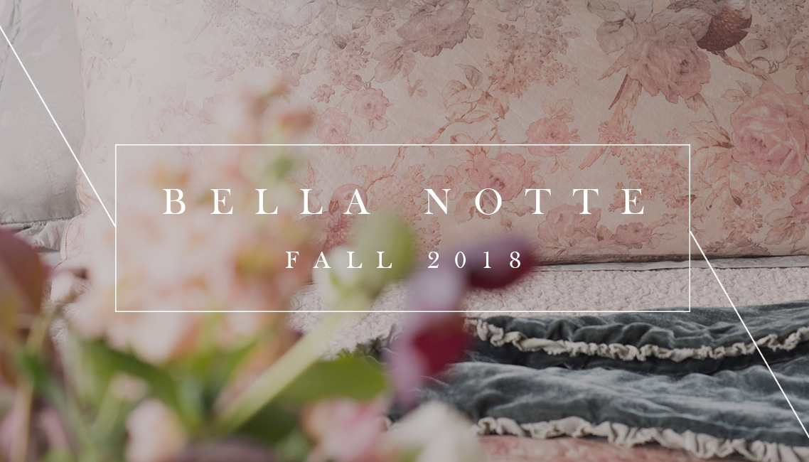 Bella Notte Lookbook Fall 2018 | Bella Notte New Fall Collections