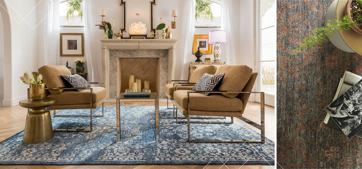 Loloi Rugs Mirage Rug Collection Lookbook 2016
