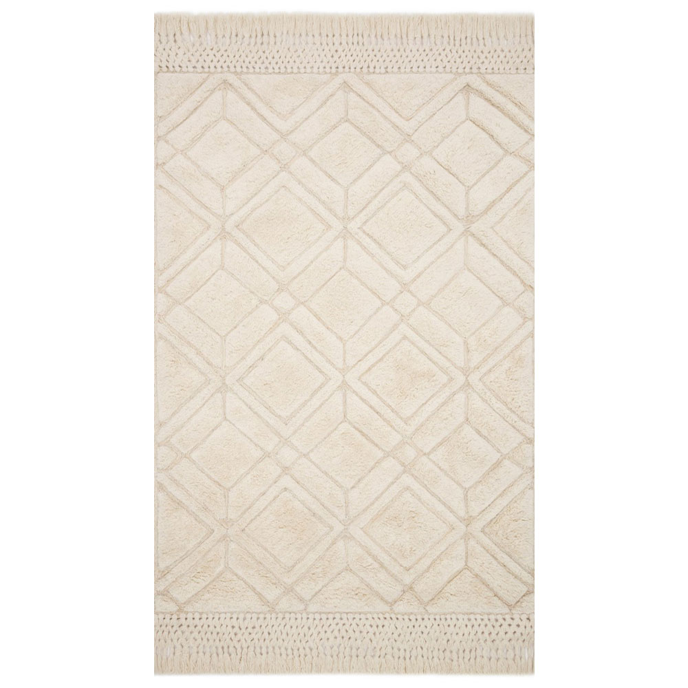 Loloi Rugs - Magnolia Home Laine Rug by Joanna Gaines