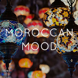 Moroccan Mood - 2018 Home Decor Trend
