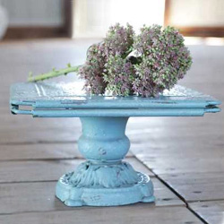Pedestals & Displays for Tabletop or Mantel | Home Decor Accessories