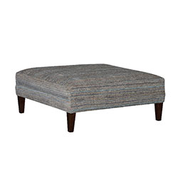 Custom Upholstered Stools & Benches | Vanguard Furniture