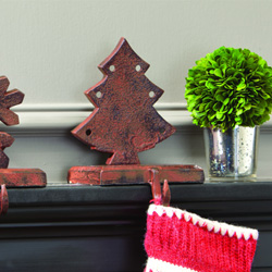 Pomeroy Collection Metal Stocking Holders
