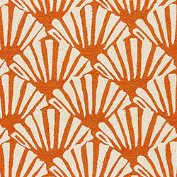 Luxury Home Decor | Orange Designer Rugs | Modern Livingroom Rug