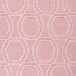 Luxury Home Decor | Pink Designer Rugs | Modern Livingroom Rug