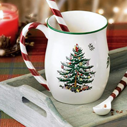 Spode Christmas Dishes | Holiday Fine China | Spode Holiday Dinnerware