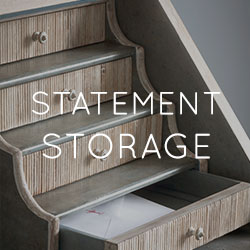 Interior Design Trend Winter 2018 - Statement Storage Pieces