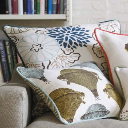 Decorative Throw Pillows for Sofas, Chairs and Beds