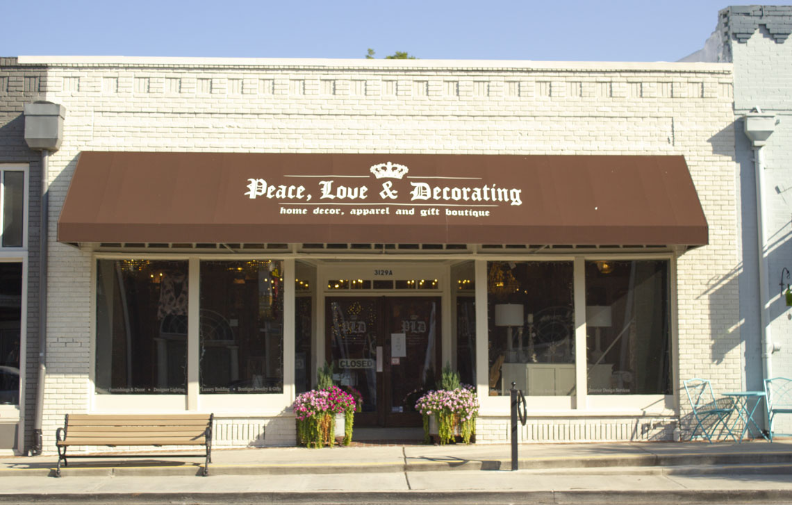 Peace, Love & Decorating Store | Historic Downtown Duluth