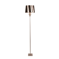 Aidan Gray Lighting Rosebud Floor Lamp Nickle L870 NKL