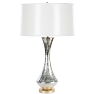 Aidan Gray Home Lighting Silver Soda - Pair