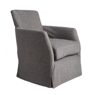 Aidan Gray Home Daniel Swivel Chair