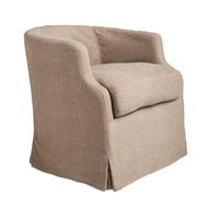 Aidan Gray Home Michael Swivel Chair