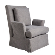 Aidan Gray Home Tyler Swivel Chair