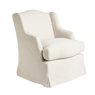 Aidan Gray Home William Swivel Chair