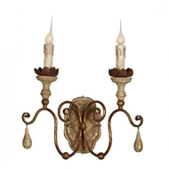 Aidan Gray Lighting Caravelle Wall Sconce - Pair