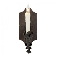 Aidan Gray Lighting Ferronnerie Sconce Wall Sconce - Pair