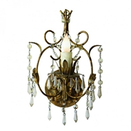 Aidan Gray Lighting Victorian Wall Sconce - Pair