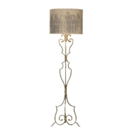 Aidan Gray Lighting Savona Floor Lamp - Pair