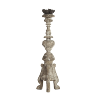 Aidan Gray Lighting Toulouse Candlestick Collection, Small - Pair