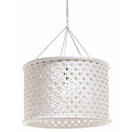 Arteriors Jarrod Pendant Large w/ Whitewash Finish
