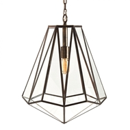 Arteriors Lighting Edmond Pendant Light 46361