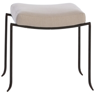Arteriors Home Mosquito Small Bench