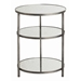 Arteriors Home Percy End Table With Zinc Finish