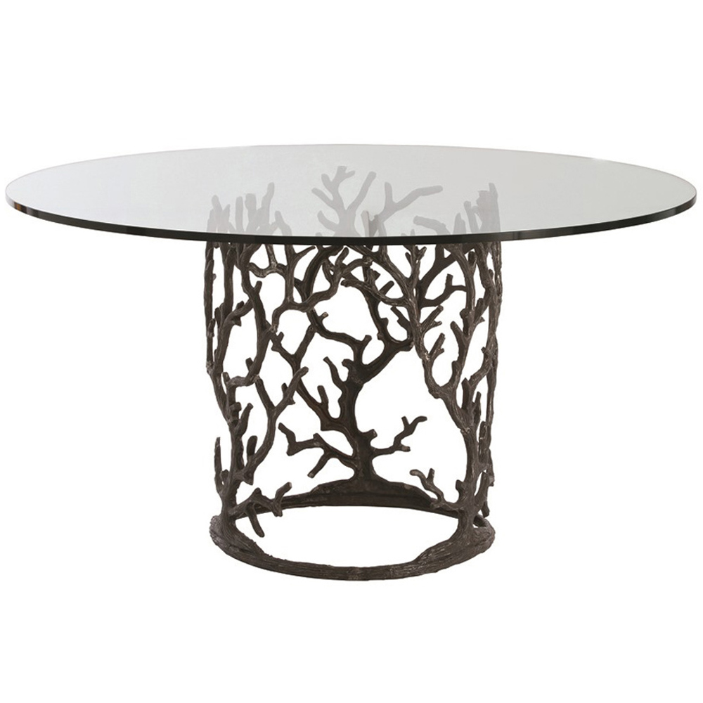 Arteriors Home Furnishings Ursula Entry Table With Natural Iron Finish In  Gray ...