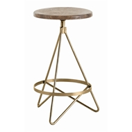 Arteriors Home Wyndham Swivel Counter Stool