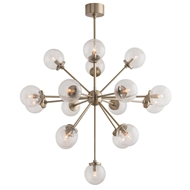 Arteriors Lighting Henderson Chandelier 89040